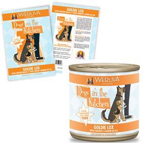 Weruva Dogs in the Kitchen Goldie Lox