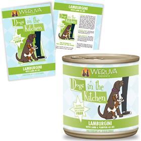Weruva Dogs in the Kitchen Lamburgini