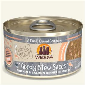 Weruva Goody Stew Shoes for Cat