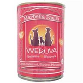 Weruva Marbella Paella Can Dog