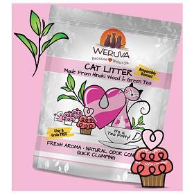 Weruva Natural Cat Litter