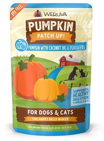 Weruva Pumpkin Patch Up with Coconut Oil and Flaxseeds
