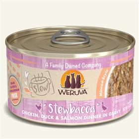 Weruva Stewbacca for Cat