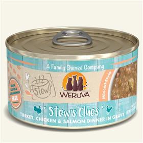 Weruva Stews Clues for Cat