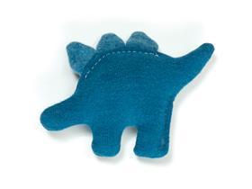 West Paw Design Dino Hemp Dog Toy