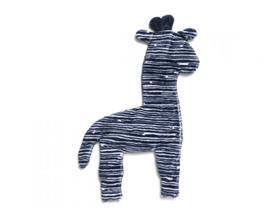 West Paw Design Floppy Giraffe Unstuffed Dog Toy