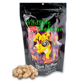WildSideSalmon Training Treats for Dogs