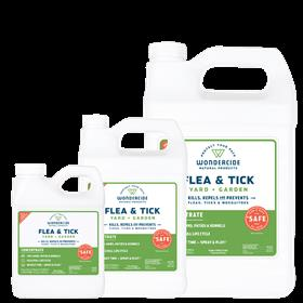 Wondercide Natural Flea Tick Concentrate for Yard and Garden