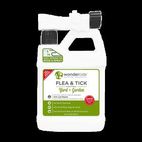 Wondercide Ready to Use Natural Flea Tick Spray for Yard and Garden
