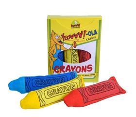 Yeowww Catnip Crayons Yeowww Ola