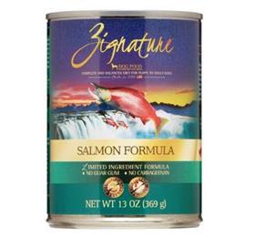 Zignature Dog Can Salmon