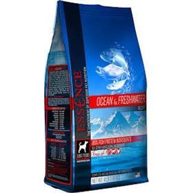 Zignature Essence Dog Dry Grain Free Ocean Freshwater Recipe