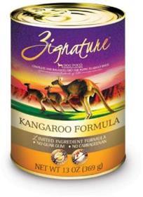 Zignature Dog Can Kangaroo