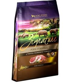 Zignature Pork Formula Dry Food
