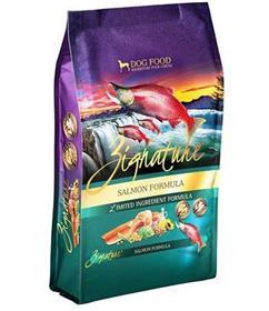 Zignature Salmon Formula Dry Food