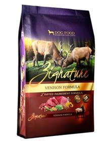 Zignature Venison Formula Dry Dog Food