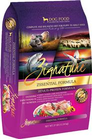 Zignature Zssentials Dry Food
