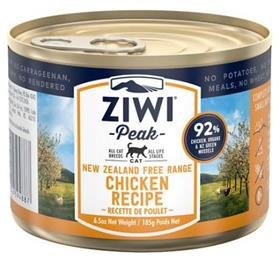 Ziwi Peak Chicken Recipe Canned Cat Food
