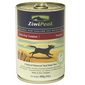 ZiwiPeak Venison Cans Dog