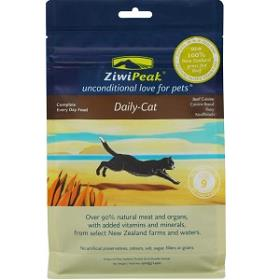 ZiwiPeak Daily Cat Air Dried Beef Cuisine