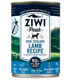 ZiwiPeak Lamb Cans Dog