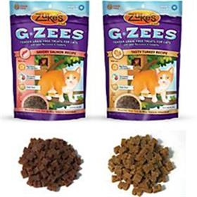 Zukes G Zees Treats for Cats