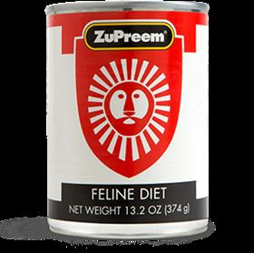 Zupreem Exotic Feline Diet Canned