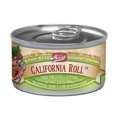Merrick California Roll Canned Cat Food