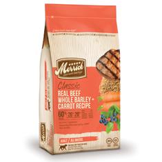 Merrick Classic Beef Barley and Carrot Adult Formula