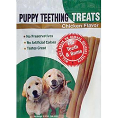 N Bone Puppy Teething Treats