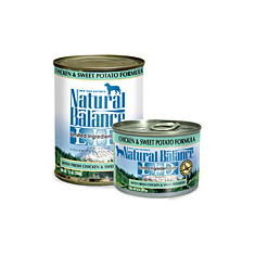 Natural Balance Limited Ingredient Chicken Sweet Potato Can
