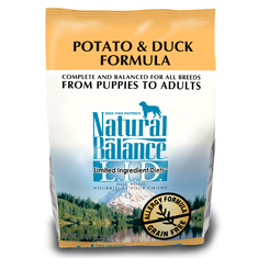 Natural Balance Limited Ingredient Duck and Potato Formula