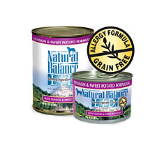 Natural Balance Limited Ingredient Venison Sweet Potato Can