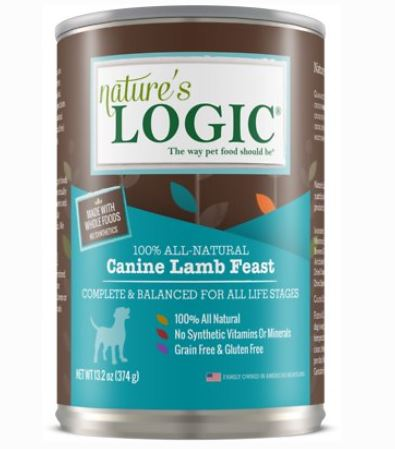 Natures Logic Natural Lamb Can