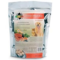 Natures Variety Freeze Dried Beef Minis