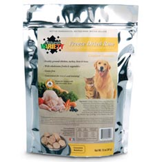 Natures Variety Freeze Dried Chicken with Turkey