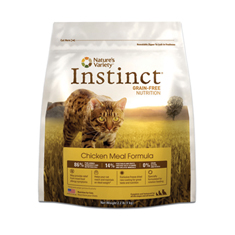 Natures Variety Instinct Chicken Dry Cat Food