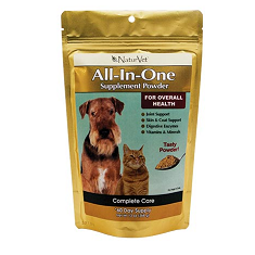 Naturvet All In One Supplement Powder