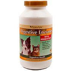 Naturvet Digestive Enzymes Tablets