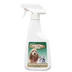 NaturVet Herbal Flea Relief Spray