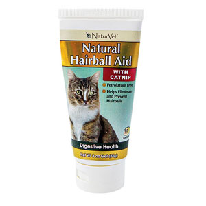 NaturVet Natural Hairball Aid Gel