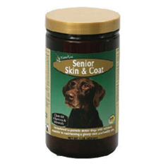 NaturVet Senior Skin and Coat