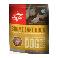 Orijen Freeze Dried Brome Lake Duck Treats