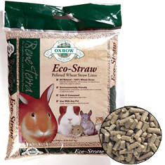 Oxbow Animal Health Eco Straw Litter