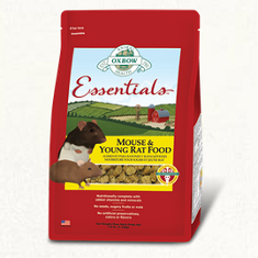 Oxbow Animal Health Essentials Mouse and Young Rat