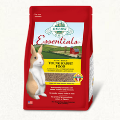Oxbow Animal Health Essentials Young Rabbit Food