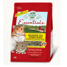 Oxbow Animal Health Hamster and Gerbil Food