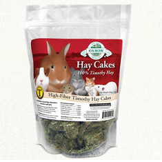 Oxbow Animal Health Hay Cakes