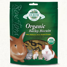 Oxbow Animal Health Organic Barley Biscuits