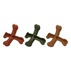 Paragon Cross Bone Dental Dog Treat
